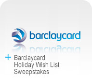 Barclaycard Holiday Wish List Sweepstakes Logo